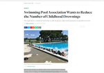 Sarasota Mag: Swimming Pool Association Wants to Reduce the Number of Childhood Drownings