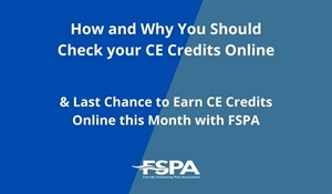 It is Important to Check Your CE Credits